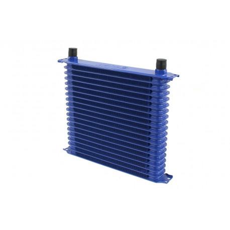 Univerzálne olejové chladiče 19 radový olejový chladič Trust style AN10, 330x275x50mm | race-shop.sk