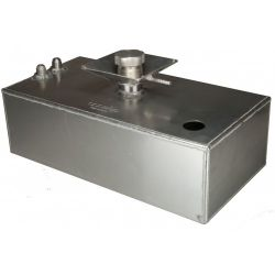 Športová palivová nádrž OBP s rozšíreným nalievacím hrdlom a otvorom pre plavák