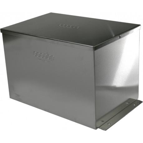 Autobatérie, boxy, držiaky Hliníkový box na autobatériu OBP   race-shop.sk