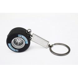 Kľúčenka disk s pneu Michelin