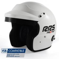 Bukósisak RRS Protect JET FIA 8859-2015 HANS