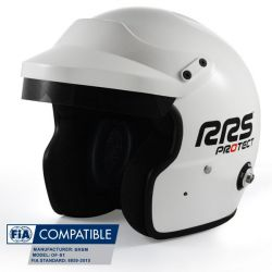 Prilba RRS Protect JET s FIA 8859-2015, Hans