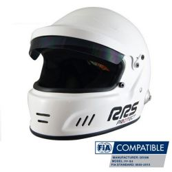 Prilba RRS Protect RALLY s FIA 8859-2015, Hans