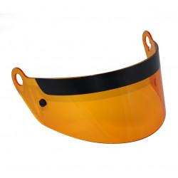 Bukósisak plexi RRS Protect RALLY és CIRCUIT 8858-2010 - orange