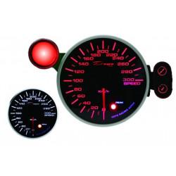 Programovateľný prídavný rýchlomer DEPO 115mm