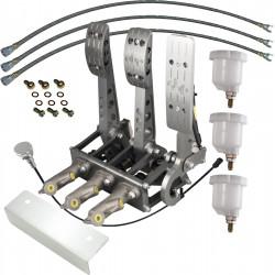Pedálový box OBP V3 podlahový (valec vpredu), el. plyn pedál (DBW)