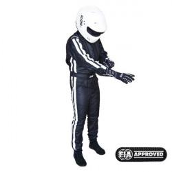 FIA Kombinéza RRS EVO Diamond Black