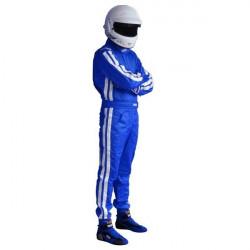 FIA Kombinéza RRS EVO Diamond Blue