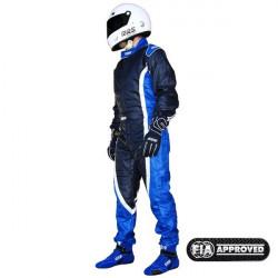 FIA Kombinéza RRS EVO Victory Blue