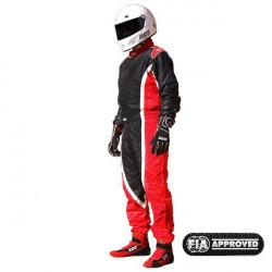 FIA Kombinéza RRS EVO Victory Red
