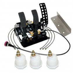 Pedálový box OBP RENAULT CLIO MK.I-III TRACK-PRO (hydraulic clutch)