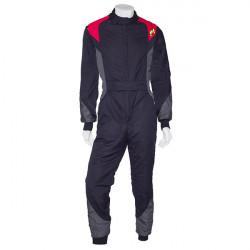FIA Kombinéza P1 SMART-X sivá