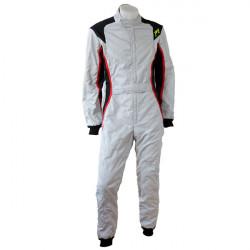 FIA Kombinéza P1 TURBO16, sivá