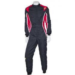 FIA Kombinéza P1 TURBO16, čierna