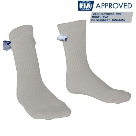 Spodné prádlo RRS ponožky s FIA homologizáciou, vysoké | race-shop.sk