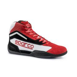 Topánky Sparco GAMMA KB-4 bielo-červená