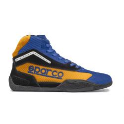 Topánky Sparco GAMMA KB-4 žlto-modrá
