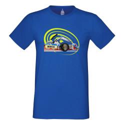 Tričko Sparco (T-Shirt) modré