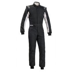 FIA Overál Sparco Sprint RS-2.1 fekete/fehér