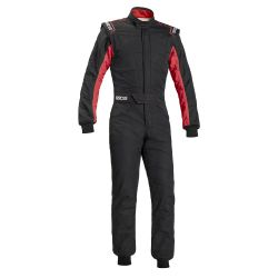 FIA Overál Sparco Sprint RS-2.1 fekete/piros