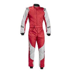 FIA Overál Sparco Energy RS-5 piros/fehér