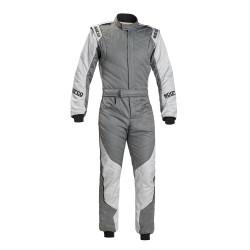 FIA Overál Sparco Energy RS-5 szürke/fehér