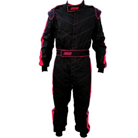 BLACK FRIDAY Kombinéza RACES Start red | race-shop.sk