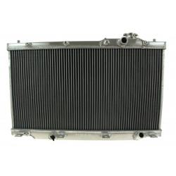 Hliníkový vodný chladič pre Honda Civic 01-05