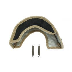 Tepelná izolácia turba T25/T28 black Type 3