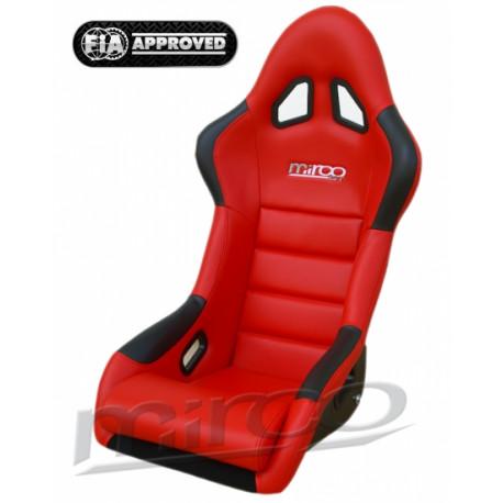 Športové sedačky s FIA homologizáciou Športová sedačka s FIA MIRCO GT Vynil | race-shop.sk
