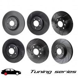 Zadné brzdové kotúče Rotinger Tuning series, 283