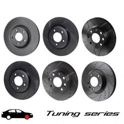 Predné brzdové kotúče Rotinger Tuning series, 1053, (2ks)