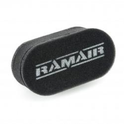 Univerzálny dvojitý športový penový filter Ramair na karburátory Weber & Dellorto