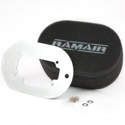 Dvojitý športový penový filter Ramair na karburátory Weber 32/36 DGAV