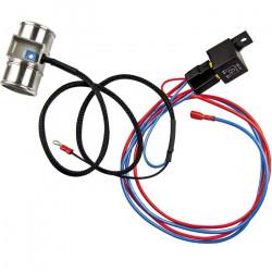 Adaptér na vodnú hadicu pre reguláciu ventilátora chladiča - rôzne priemery