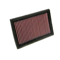 K&N replacement air filter AL-1002, Aprillia