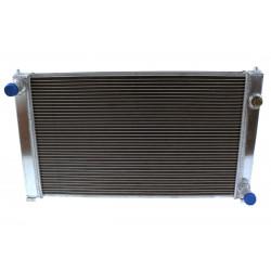Hliníkový vodný chladič pre Audi A4/ S4 B5 2.7L BITURBO