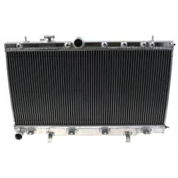 Hliníkový vodný chladič pre Subaru Impreza GDA/ GDB WRX