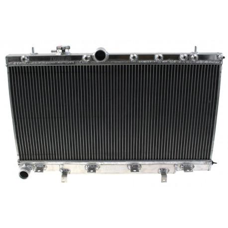 Impreza Hliníkový vodný chladič pre Subaru Impreza GDA/ GDB WRX | race-shop.sk