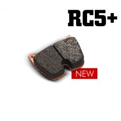 Fékbetétek CL Brakes 4001RC5+