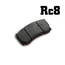 Fékbetétek CL Brakes 4001RC8