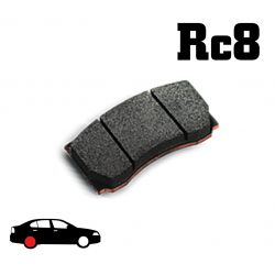 Brzdové dosky CL Brakes 4001RC8R