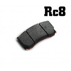 Brzdové dosky CL Brakes 4038RC8
