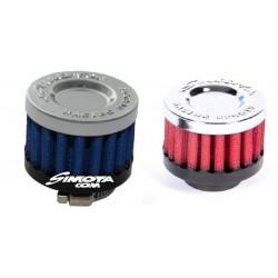 Filter na motocykle Simota, rôzne farby
