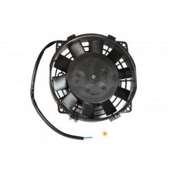 Univerzálny elektrický ventilátor SPAL 167mm - sací, 24V