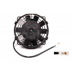 Univerzálny elektrický ventilátor SPAL 167mm - tlačný, 12V