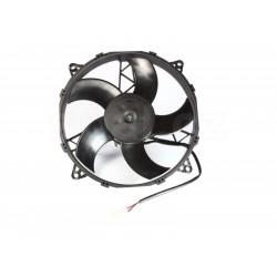 Univerzálny elektrický ventilátor SPAL 280mm - sací, 12V
