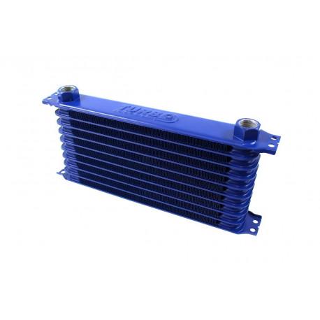 Univerzálne olejové chladiče 15 radový olejový chladič M22, 300x210x50mm | race-shop.sk