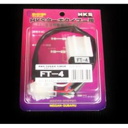HKS Turbo Timer kabeláž FT-4, Subaru Legacy