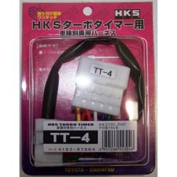 HKS Turbo Timer kabeláž TT-4, Toyota Supra MK4, Celica, Corolla